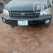 Toyota Highlander 2004 Limited V6 4x4 Green   Cars for sale in Imo State, Owerri