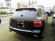 Porsche Cayenne 2008 Black | Cars for sale in Lagos State, Mushin