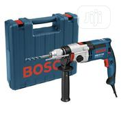 Bosch GSB 21-2 RE 110V 1100W Impact Drill With Accessory & Case | Electrical Tools for sale in Lagos State, Ojo