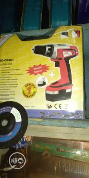 Rechagable Drill Machine 18 Volts   Electrical Tools for sale in Lagos State, Ojo
