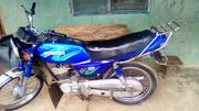 Haojue HJ110-3 2010 Blue | Motorcycles & Scooters for sale in Oyo State, Atiba