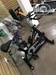 Commercial American Fitness Spinning Bike | Sports Equipment for sale in Lagos State, Surulere