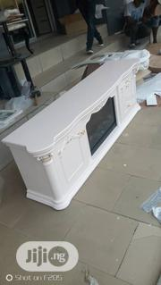 Royal Fire Place Tv Stand | Furniture for sale in Lagos State, Lekki Phase 1