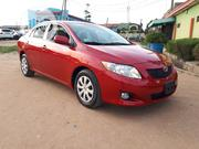 Toyota Corolla 2009 Red | Cars for sale in Lagos State, Agege