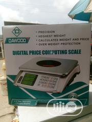 Dawoo Scale 40kg | Store Equipment for sale in Lagos State, Ojo