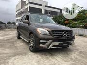 Mercedes-Benz M Class 2012 Brown | Cars for sale in Rivers State, Port-Harcourt