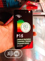 New Itel P15 16 GB Gray | Mobile Phones for sale in Adamawa State, Numan
