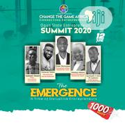 Change The Game Africa Entrepreneurs Summit | Classes & Courses for sale in Ogun State, Odeda