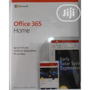Microsoft Office 365 Home Subscription For 6PC | Software for sale in Lagos State, Ikeja