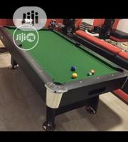 7ft Snooker Baord With Complete Accessories   Sports Equipment for sale in Lagos State, Ilupeju