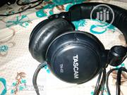 Tascam TH-02 Studio Headphone | Headphones for sale in Lagos State, Lekki Phase 1