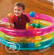 Intex Inflatable Baby 50 Balls Pit, 86 X 25 Cm –48674 NP, Multi Color | Toys for sale in Lagos State, Ojo