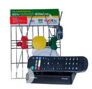 Gotv Max Decoder And Accessories With One Month Max Subscription | TV & DVD Equipment for sale in Lagos State, Ajah