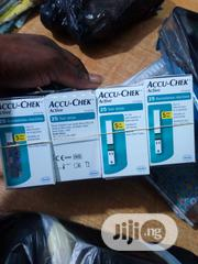 Accu Check Strips | Skin Care for sale in Lagos State, Lagos Island