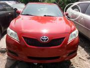 Toyota Camry 2008 2.4 SE Automatic Red   Cars for sale in Lagos State, Apapa