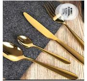 Golden Cutlery | Kitchen & Dining for sale in Lagos State, Ikeja