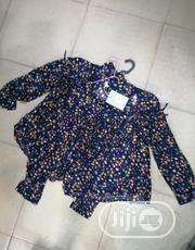 Pocka Dot Longsleeve Blouse For Outings | Clothing for sale in Lagos State, Lekki Phase 2
