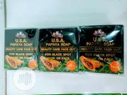 K Brothers Papaya Soap (Pack) | Bath & Body for sale in Lagos State, Ajah