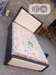 4by6 Bed Frame With Mattress | Furniture for sale in Lagos State, Ojo