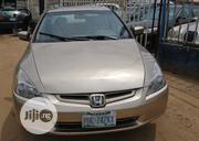 Honda Accord 2004 2.4 Type S Gold | Cars for sale in Rivers State, Port-Harcourt