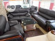 7 Seater Leather Sofa | Furniture for sale in Lagos State, Lagos Island