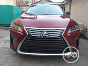 Lexus RX 2016 350 F Sport AWD Red   Cars for sale in Lagos State, Lagos Island