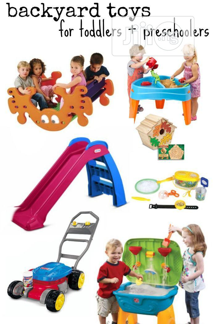 Backyard Toys for Toddlers Preschoolers | Toys for sale in Ikeja, Lagos State, Nigeria