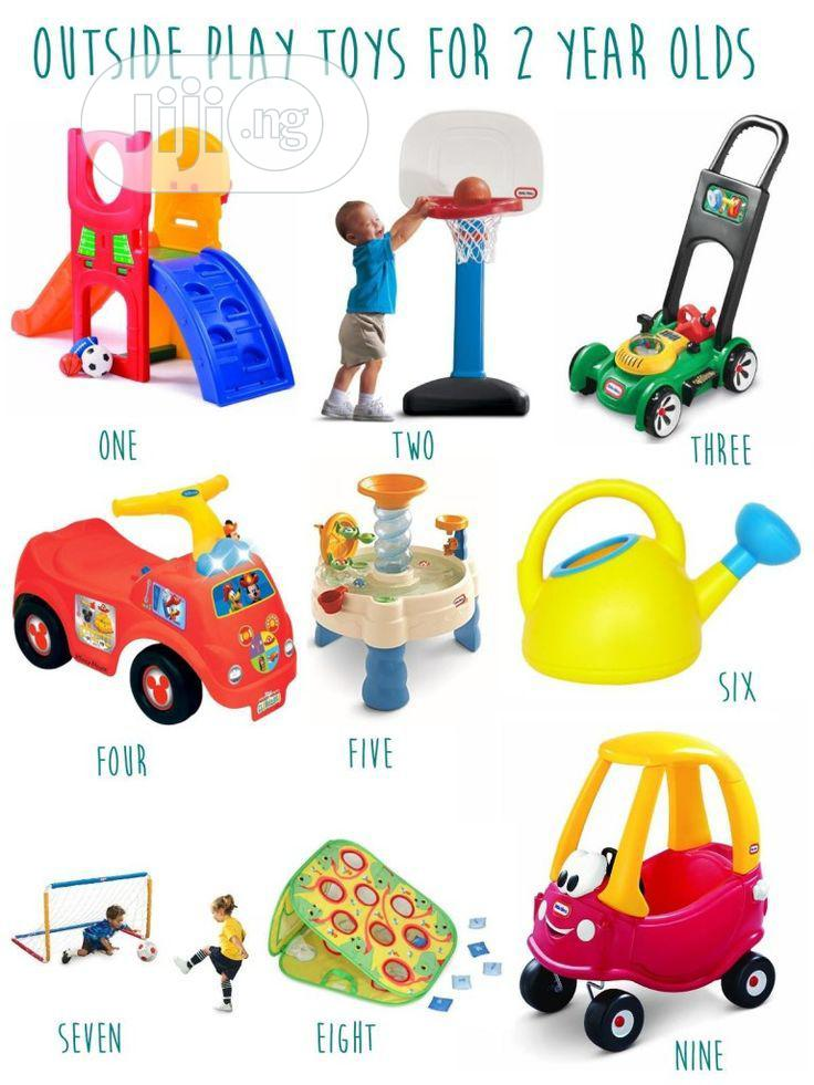 Backyard Toys for Toddlers Preschoolers