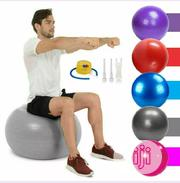 Exercise Ball Gym Ball Anti-burst With Pump | Sports Equipment for sale in Lagos State, Lekki Phase 1