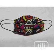 Ankara/Fabric Facemask(Nosemask) With Elastic Ear Grips | Clothing Accessories for sale in Lagos State, Surulere