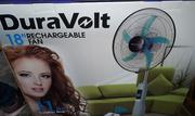 """Duravolt Rechargeable Fan 18"""" 