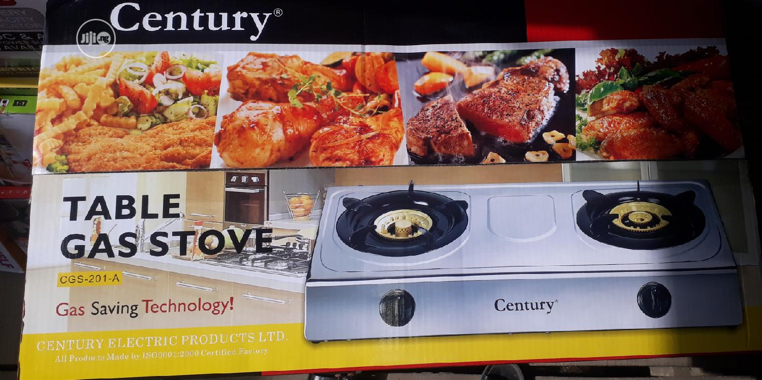 Century Gas Cooker