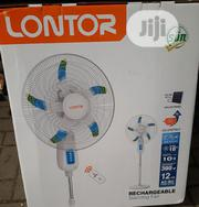 """Lontor Rechargeable Fan 18"""" 