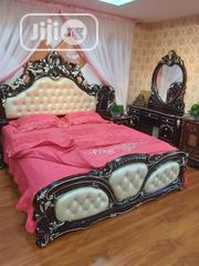 Classic Set Of King Size Royal Bed | Furniture for sale in Lagos State, Ojo