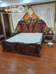 Classic Unique Set Of King Size Bed | Furniture for sale in Lagos State, Ojo