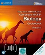 Cambridge IGCSE Biology Coursebook | Books & Games for sale in Lagos State, Surulere