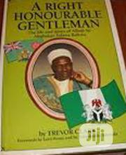 A Right Honourable Gentleman | Books & Games for sale in Lagos State, Surulere