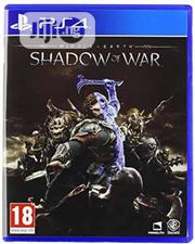Ps4 Cd Shadow Of War. | Video Games for sale in Lagos State, Ikeja