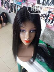 Natural Colour Wig 14inches | Hair Beauty for sale in Rivers State, Port-Harcourt