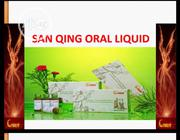 San Qing Oral Liquid | Vitamins & Supplements for sale in Lagos State, Ojo