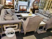Royal Sofa Chair With Dining Table | Furniture for sale in Lagos State, Ojo