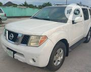 Nissan Pathfinder SE 2007 White | Cars for sale in Rivers State, Port-Harcourt