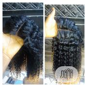 """20"""" Ombre Jerry Curls Wig   Hair Beauty for sale in Lagos State, Surulere"""