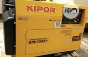 Kipor Diesel 6kva Good Quality Products. | Electrical Equipment for sale in Lagos State, Ikeja