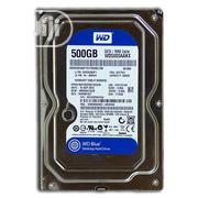 WD Blue 500GB Mobile Hard Disk Drive   Computer Hardware for sale in Lagos State, Ikeja