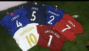 All Club Jersey With Customization | Clothing for sale in Lagos State, Maryland