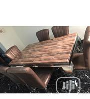 Marble Dining Table 6 Seaters | Furniture for sale in Lagos State, Ojo