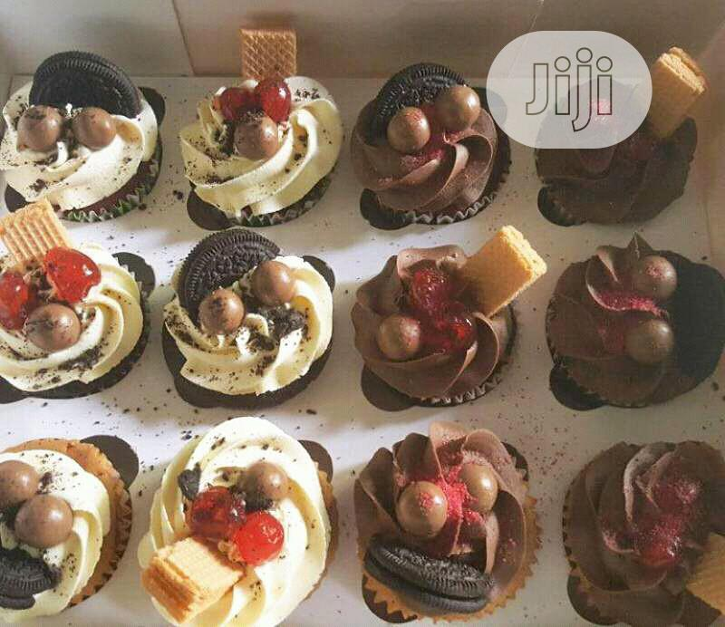 Cupcakes | Party, Catering & Event Services for sale in Amuwo-Odofin, Lagos State, Nigeria
