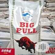 Big Bull Parboiled Nigeria Rice 50kg   Meals & Drinks for sale in Lagos State, Surulere