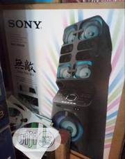 Quality And Durable SONY Speaker For Indoor And Outdoor Events | Audio & Music Equipment for sale in Lagos State, Ojo